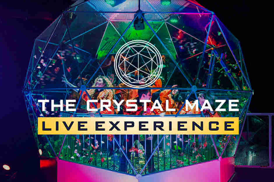 Crystal Maze LIVE Experience London
