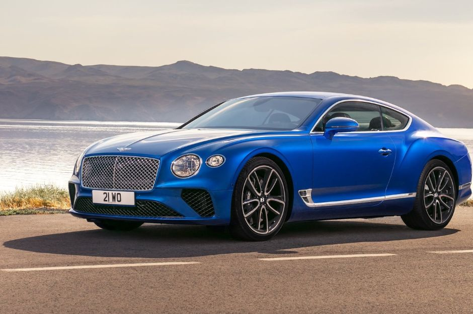 Win A Bentley Continental GT W12