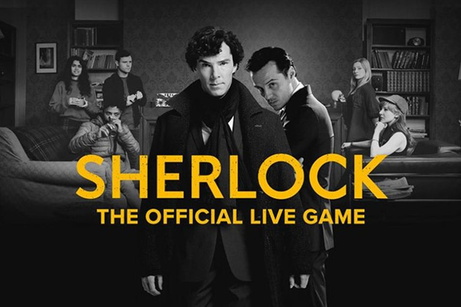 Sherlock LIVE Official Experience