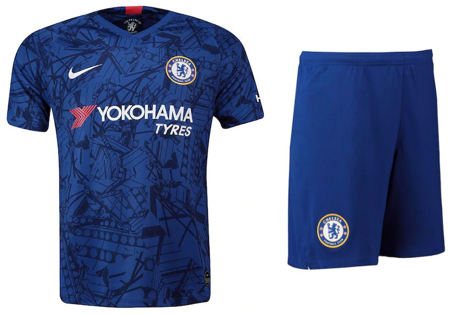 Chelsea FC Men's Home Kits