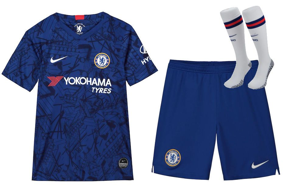 Chelsea FC Kid's Home Kits