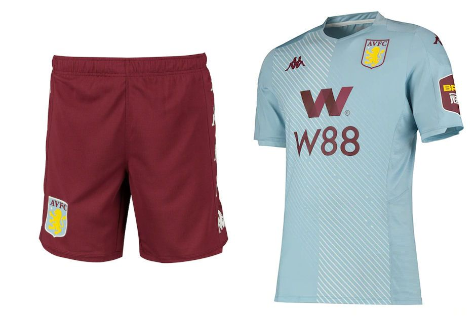 Aston Villa Men's Away Kits
