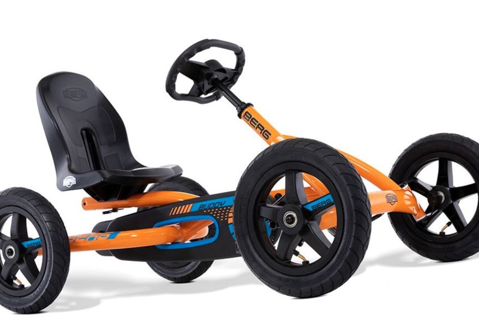 BERG B-Buddy Children's Go-Kart