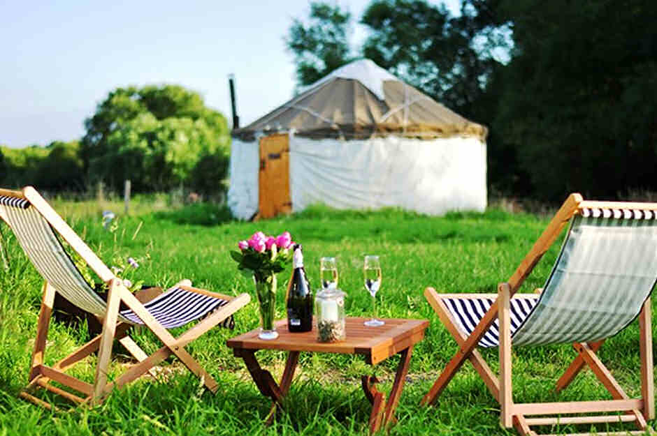 Two Night Glamping Break