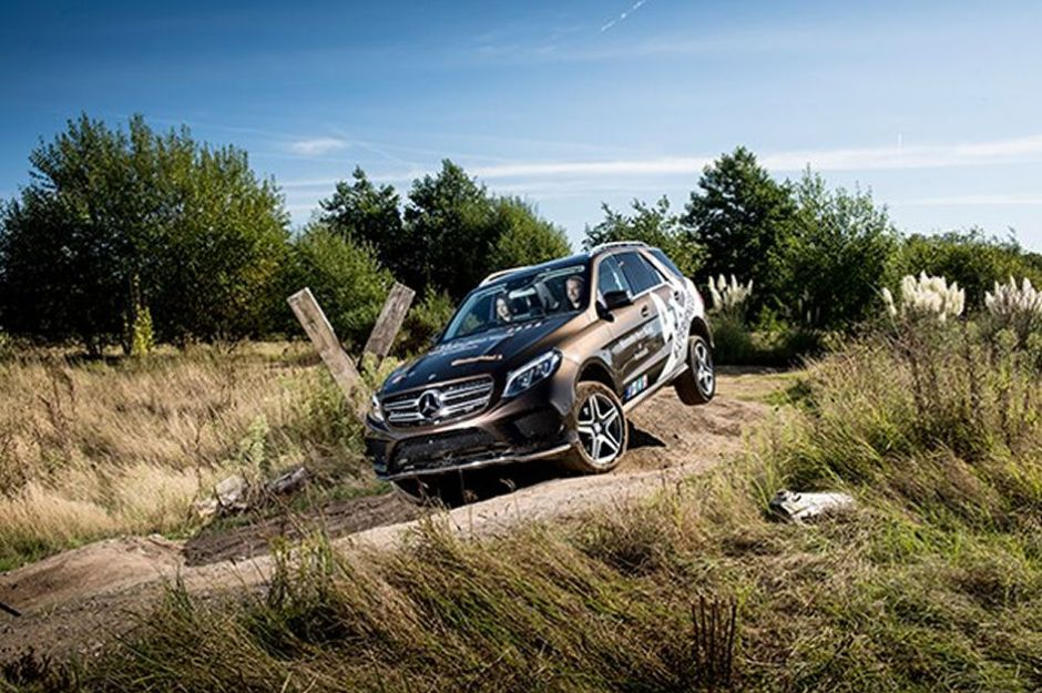 4X4 Off-Road Pro-Driver Experience