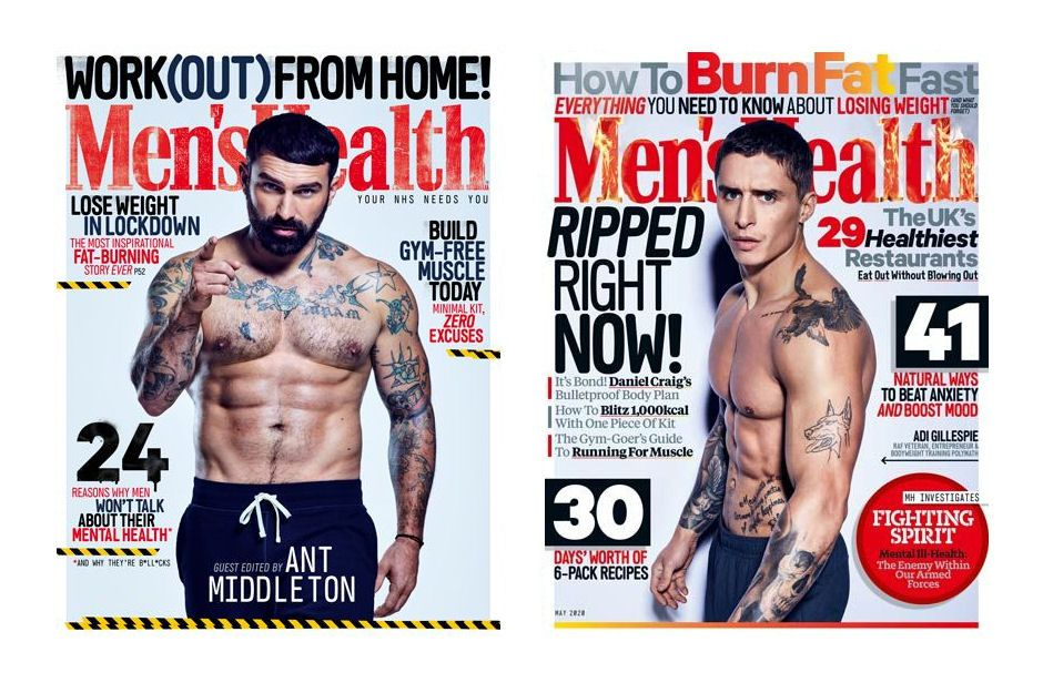Men's Health 6 Month Subscription