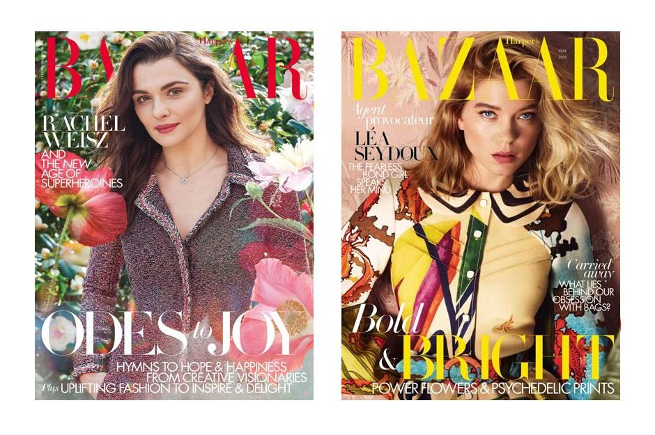 Harper's Bazaar 12 Month Subscription