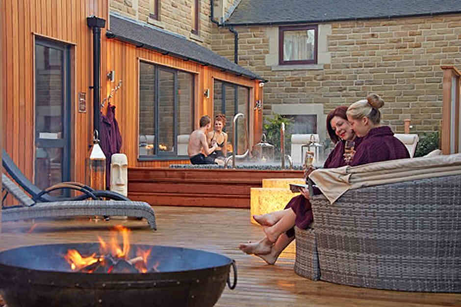 Overnight Spa Break & Private Hot Tub