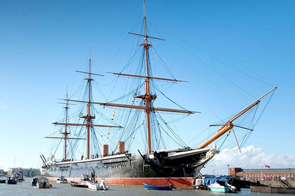 Portsmouth Dockyard Family Annual Pass