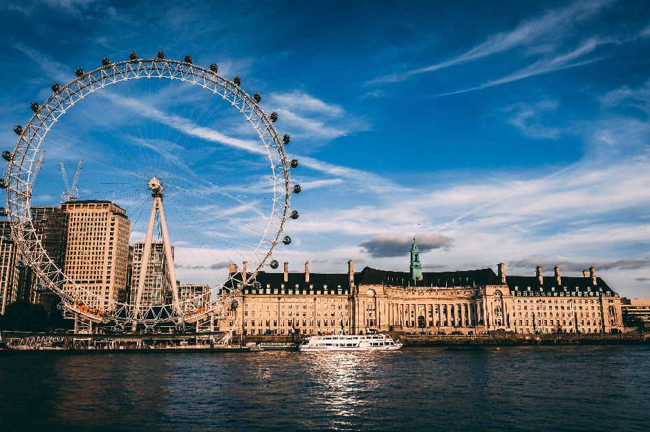 London Eye and Michelin Star Dining