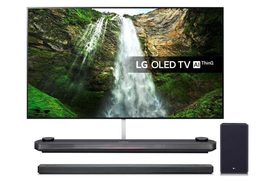 Win An LG Signature 77inch 4K OLED TV