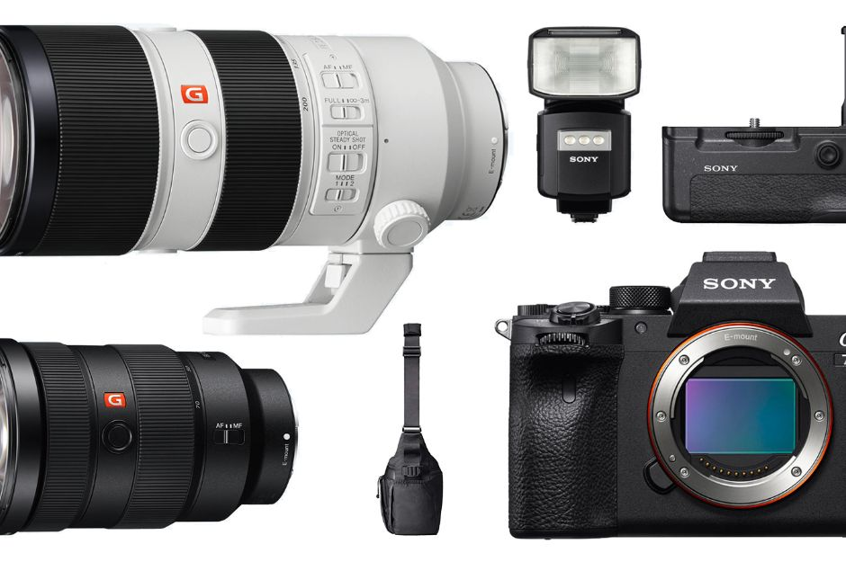 Win A Sony Camera Bundle