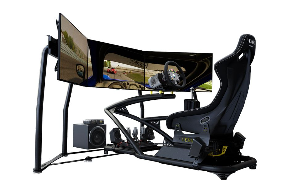 Win A Vesaro Racing Simulator