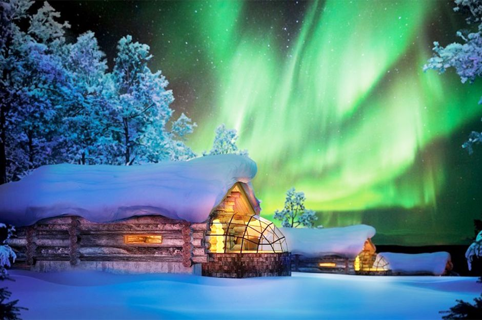 Win A 7 Night Romantic Holiday To Finland