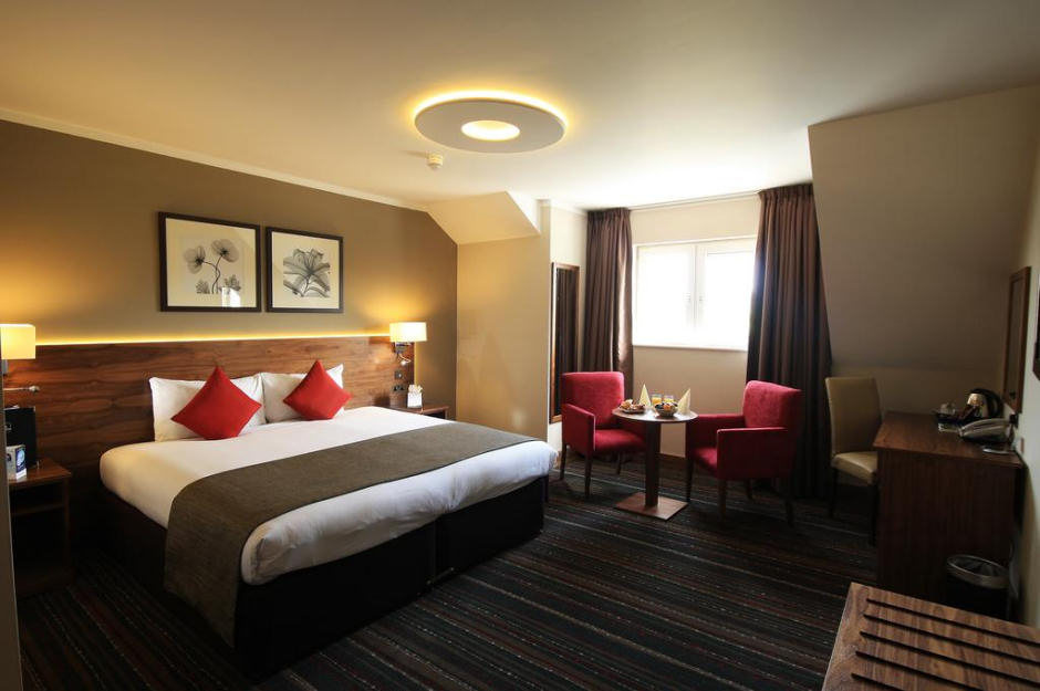 Stay overnight in London with Best Western
