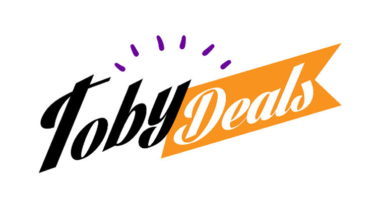 This deal is provided by Toby Deals